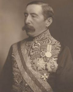 Lord Northcote. Picture from National Library of Australia