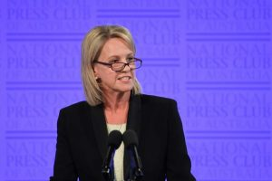 Fiona Nash, pic from ABC