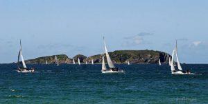 Sailing off Batemans Bay. Source: Chamber FB Page
