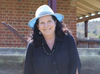 """""""Keep going and see what comes"""" – Bombala's Sandy Lewis"""