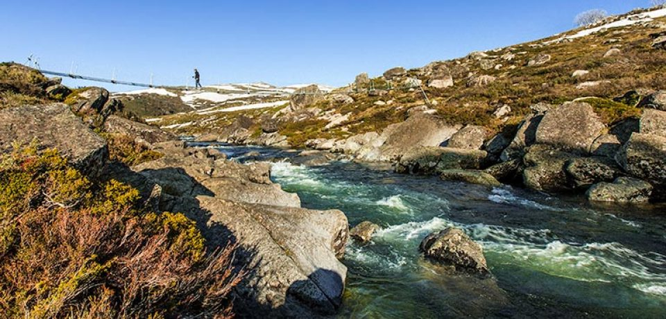 46km of new trails to help explore Kosciuszko National Park