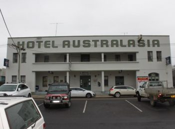Eden's Hotel Australasia front and centre as 2019 winds up