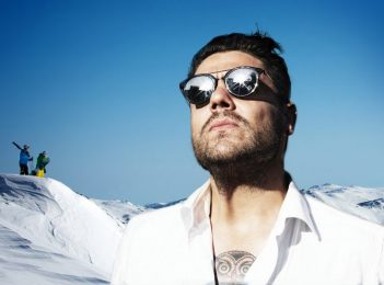A June long weekend in the snow with Dan Sultan at Perisher's Peak Music Festival