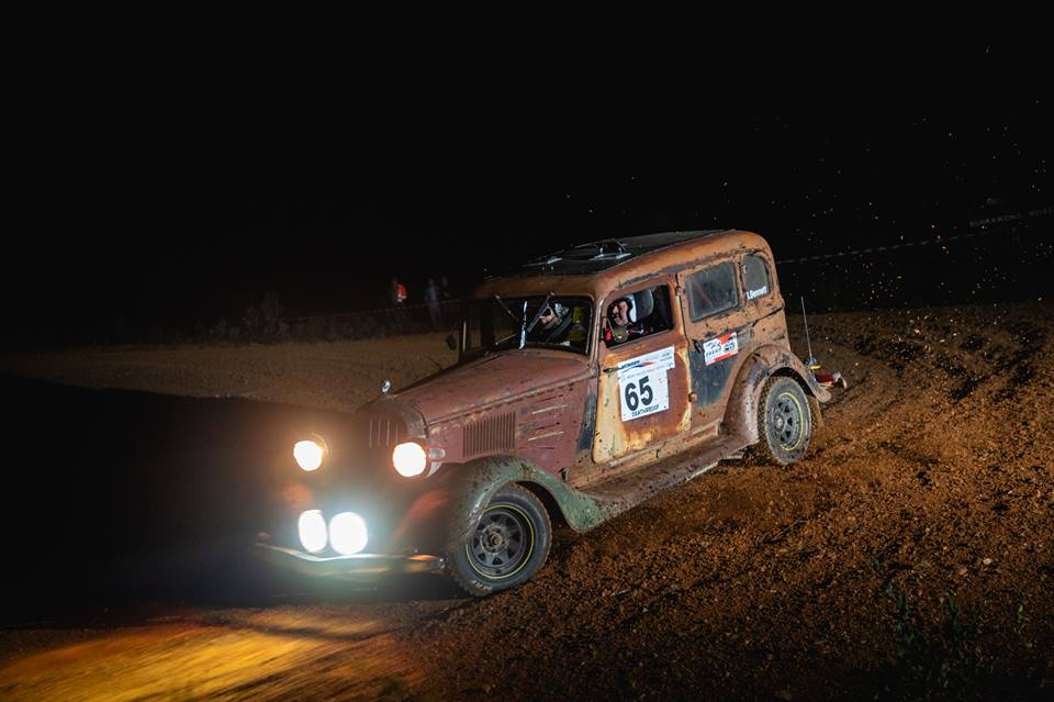 The Bega Valley Rally has a history that dates back to the 1960's and has become part of the June Long Weekend in Southern NSW. Photo: Pipe King AMSAG Southern Cross Rally Series Facebook.
