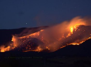 Two homes lost in Yankees Gap Fire more still in harms way – prepare now!