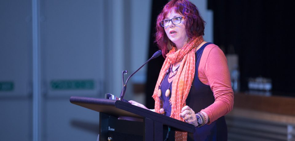 Festival of Open Minds Podcast – Jo Dodds, from the front line of climate and fire