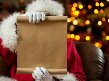 Letters to Santa via Cooma Lions Club