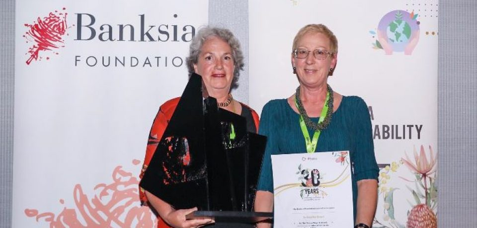 South Coast and ACT citizen scientists win national award