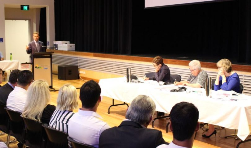 """Member for Bega, Andrew Constance described the proposal as """"horrendous"""". Photo: Ian Campbell."""