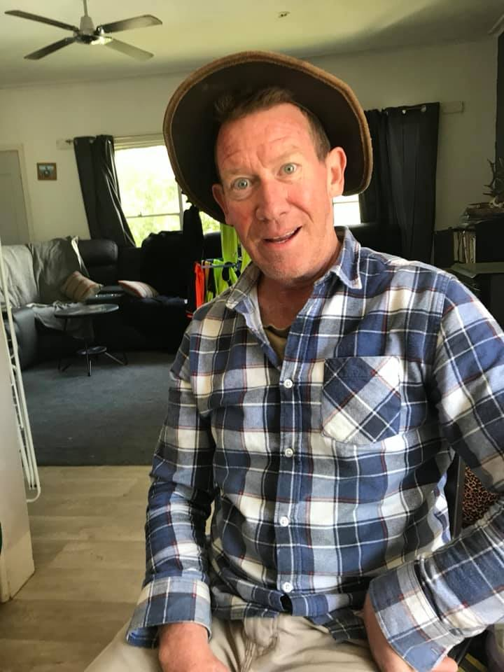 51-year-old Victorian man, Craig Evans, missing from Eden since December 11. Photo: NSW Police.