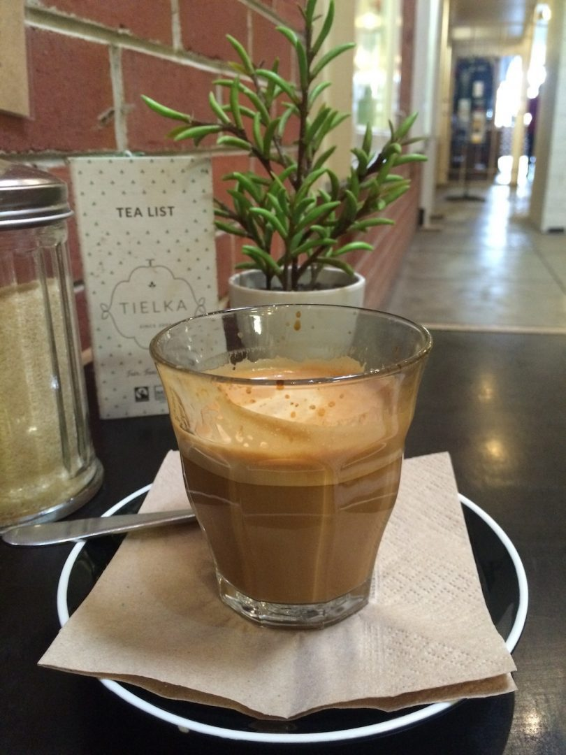 Does The Nook have the best coffee in the Bega Valley? Photos: Sapphire Stories.