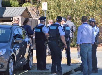 """Police investigating death of Canberra man in """"horrific attack"""""""