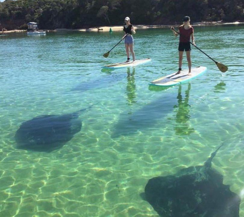 Merimbula has so much to offer tourists. Photo: Merimbula Visitor Information Centre Facebook.