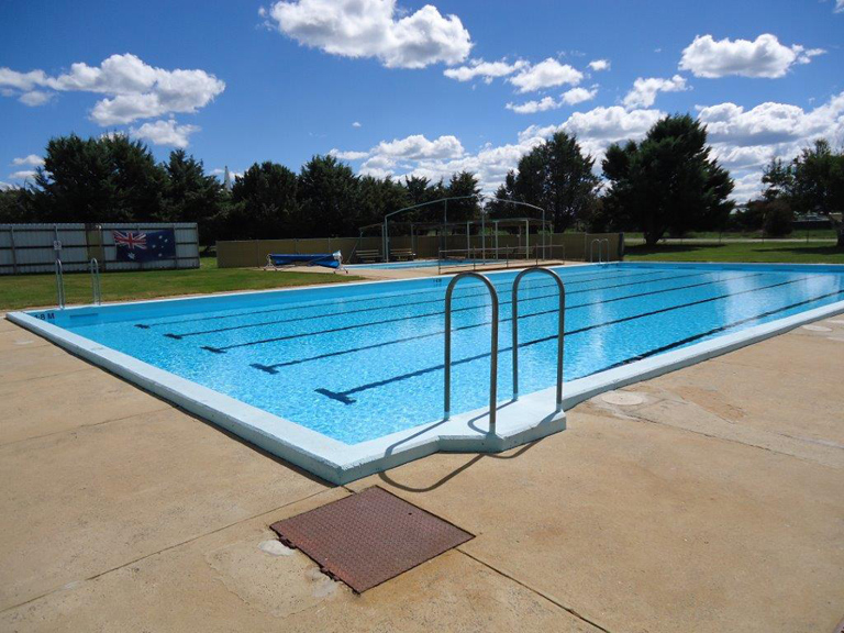 $21,000 is needed at Adaminaby Swimming Pool to install solar heating. Photo: Supplied.